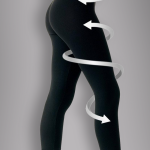 Anti-Cellulite Shapewear Slimming Leggings