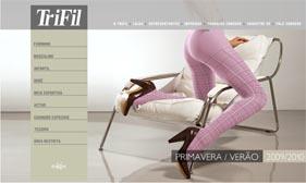 Trifil Webseite